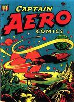 Captain Aero Comics Vol 1 26
