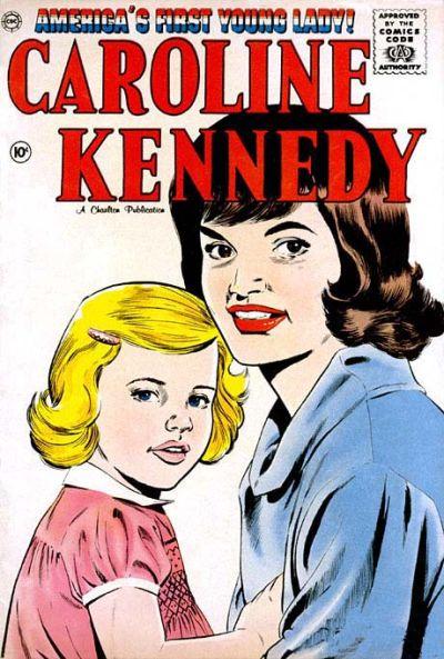 Caroline Kennedy Vol 1 1