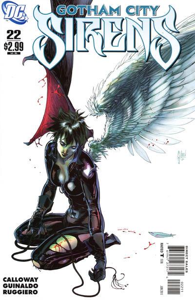 Gotham City Sirens Vol 1 22