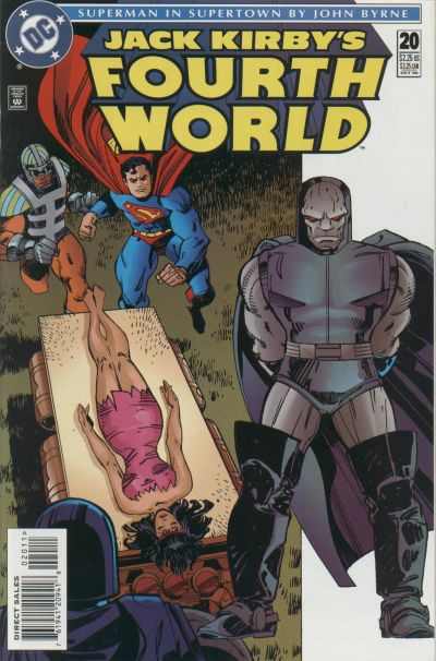 Jack Kirby's Fourth World Vol 1 20