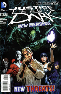 Justice League Dark: The Black Room