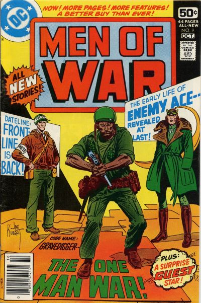 Showcase Presents: Men of War (Collected)