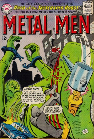 Metal Men Vol 1 13