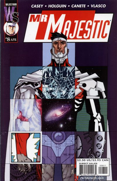 Mr. Majestic Vol 1 8