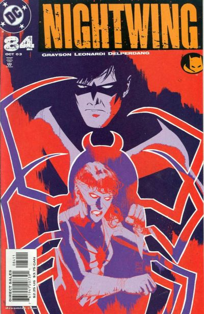 Nightwing Vol 2 84