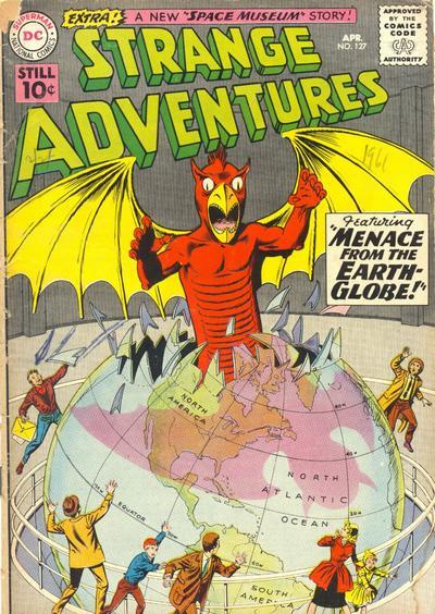 Strange Adventures Vol 1 127