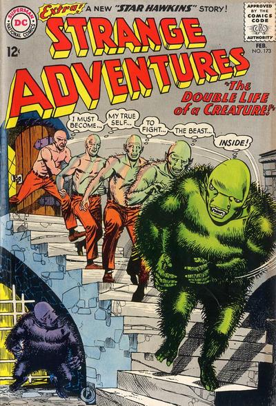 Strange Adventures Vol 1 173