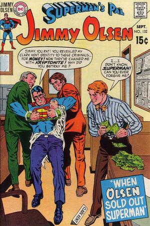 Superman's Pal, Jimmy Olsen Vol 1 132.jpg