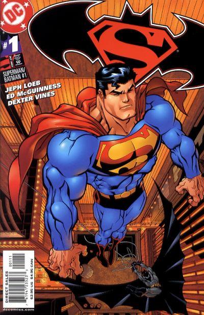 Superman/Batman Vol 1 1