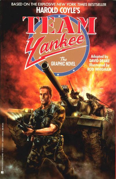 Team Yankee: The Graphic Novel Vol 1