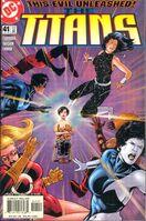 Titans (DC) Vol 1 41