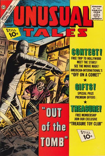 Unusual Tales Vol 1 32