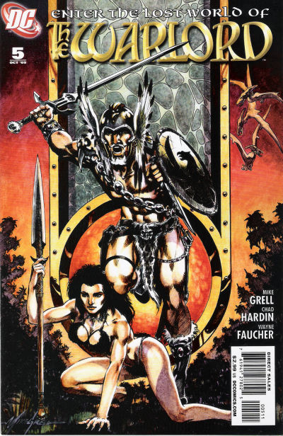 Warlord Vol 4 5