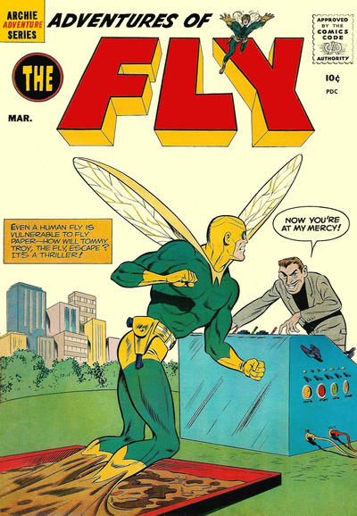 Adventures of the Fly Vol 1 5