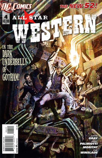 All-Star Western Vol 3 4