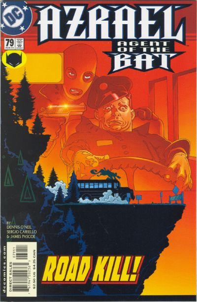 Azrael: Agent of the Bat Vol 1 79