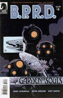 BPRD Garden of Souls Vol 1 3