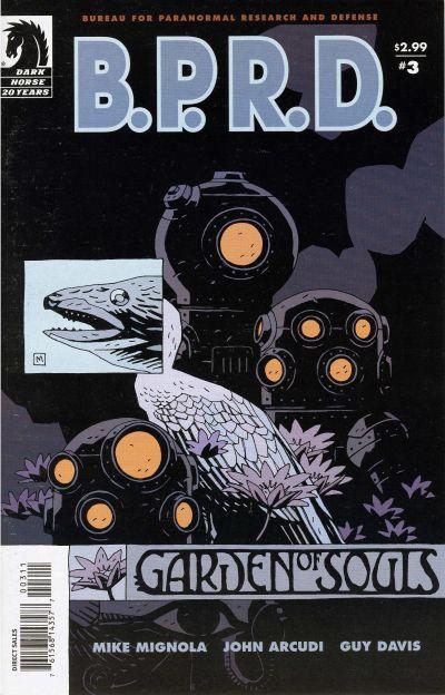 B.P.R.D.: Garden of Souls Vol 1 3