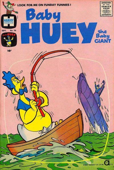 Baby Huey Vol 1 26