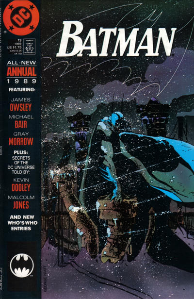 Batman Annual Vol 1 13