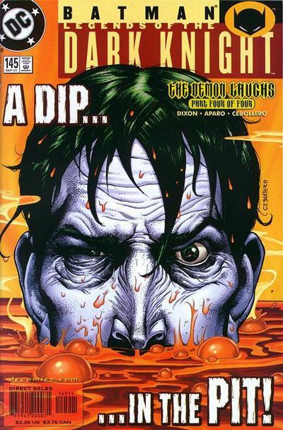 Batman: Legends of the Dark Knight Vol 1 145