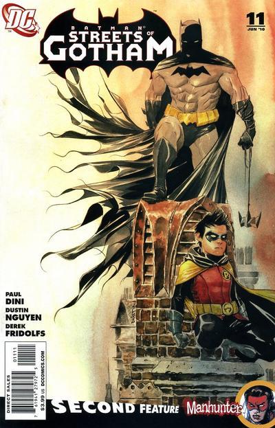 Batman: Streets of Gotham Vol 1 11