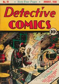 Detective Comics Vol 1 18