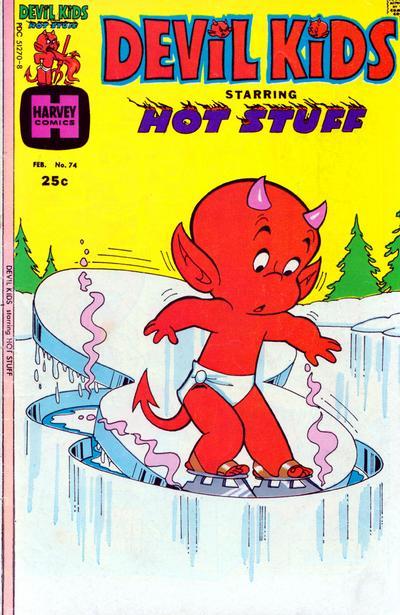 Devil Kids Starring Hot Stuff Vol 1 74