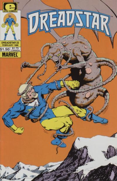 Dreadstar Vol 1 23