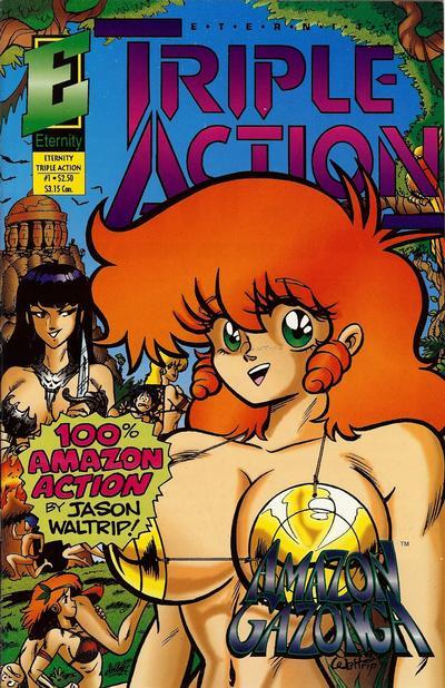 Eternity Triple Action Vol 1 1