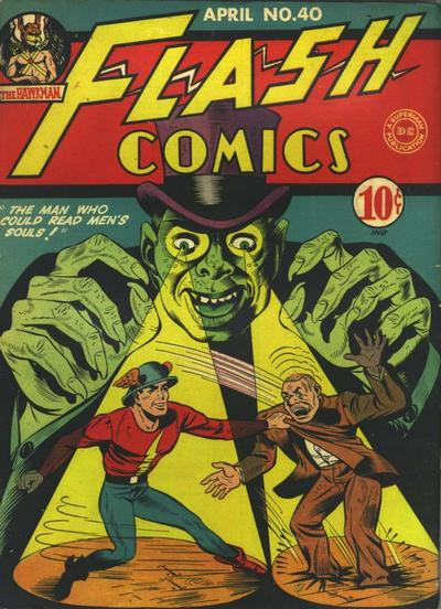 Flash Comics Vol 1 40