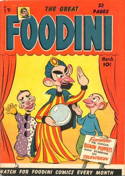 Foodini Vol 1 1