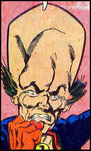 Carl Metz (E-Man Villain)