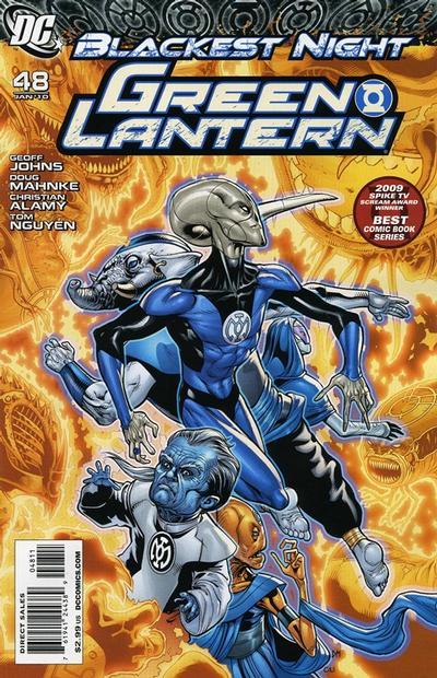 Green Lantern Vol 4 48