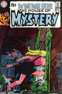 House of Mystery Vol 1 182