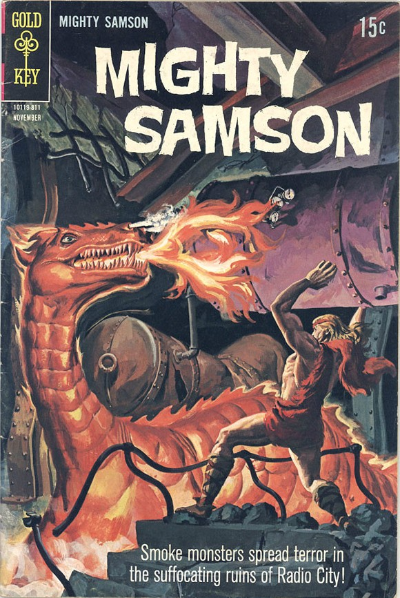 Mighty Samson Vol 1 16