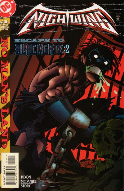 Nightwing Vol 2 36