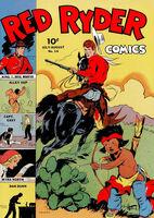 Red Ryder Comics Vol 1 14
