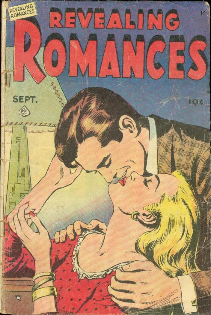 Revealing Romances Vol 1