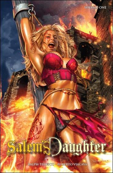 Salem's Daughter (TPB) Vol 1