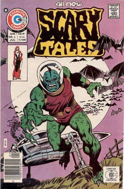 Scary Tales Vol 1 6