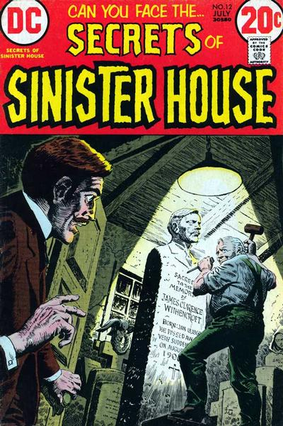 Secrets of Sinister House Vol 1 12