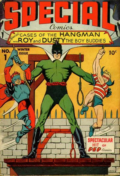 Special Comics Vol 1 1