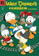 Walt Disney's Comics and Stories Vol 1 183