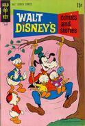 Walt Disney's Comics and Stories Vol 1 354