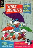 Walt Disney's Comics and Stories Vol 1 380