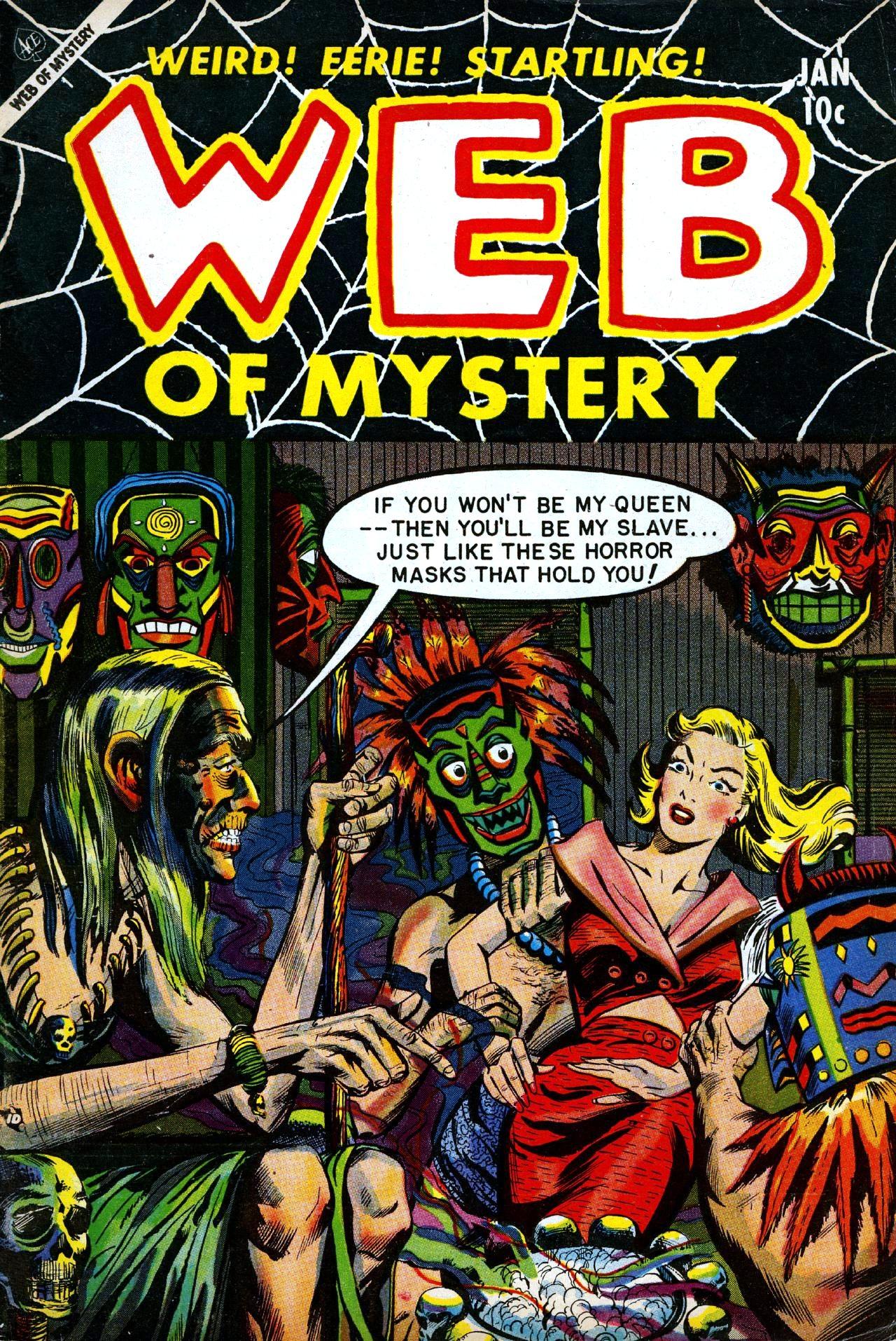 Web of Mystery Vol 1 22