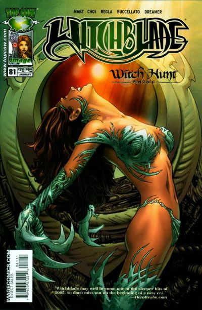 Witchblade Vol 1 81