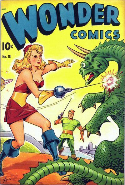 Wonder Comics Vol 1 18