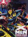 X-Men Poster Magazine Vol 1 4